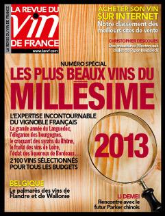 La revue du vin de France juin 2014