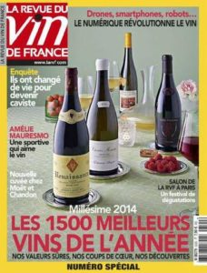 La revue du vin de France juin 2015