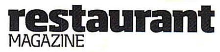 restaurant magazine logo