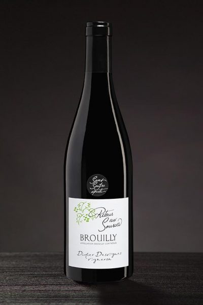 Brouilly « Sans soufre »